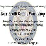 non-profit | Grants | Workshop | chicago