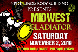 NPC Midwest Gladiator 2019
