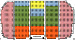 Seating chart, copernicus center, copernicus theater, theater seating chart,